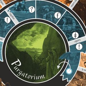 Dantes Reise durch die Hölle: Purgatorium